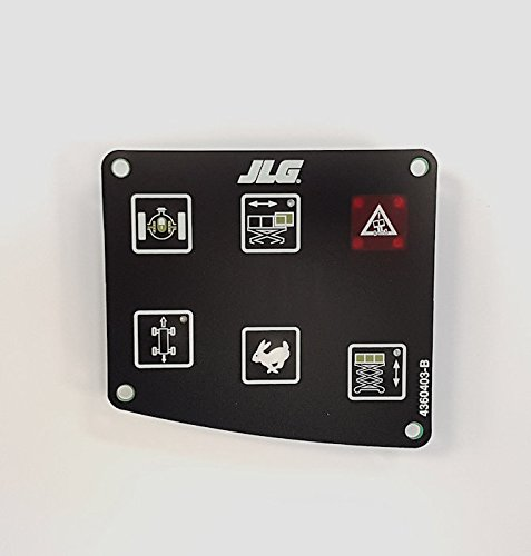 JLG 4360403 Control Panel Touchpad / (Touchpad Membrane)