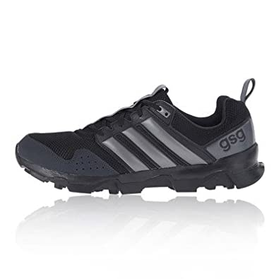free shipping adc79 a0f4d adidas GSG9 TR M B33760 Mens Jogging ShoesRunning CourseTrail Running  Black Amazon.co.uk Shoes  Bags
