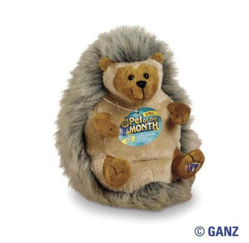 Webkinz Hedgehog April Pet of the Month