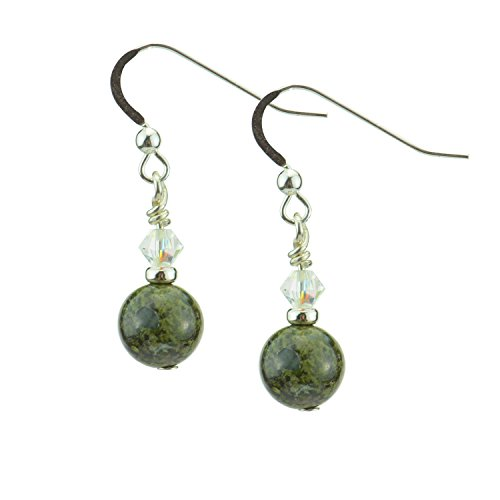 Jasper Earrings - 1