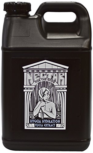 UPC 812863010306, Nectar For The Gods HHyd2 Hygeia Hydration Fertilizer, 2.5-Gallon, Black