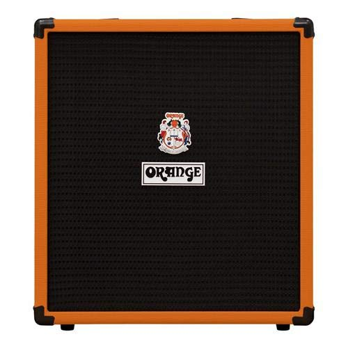 Orange Crush Bass 50W Bass Guitar Combo Amp, Orange