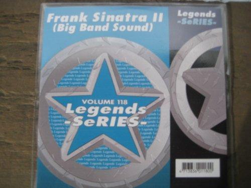 LEGENDS Karaoke CDG #118 Hits of FRANK SINATRA Big Band #2 ()