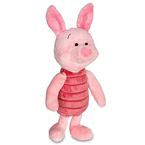 Disney Piglet Plush - Winnie The Pooh - Small - 11 Inch