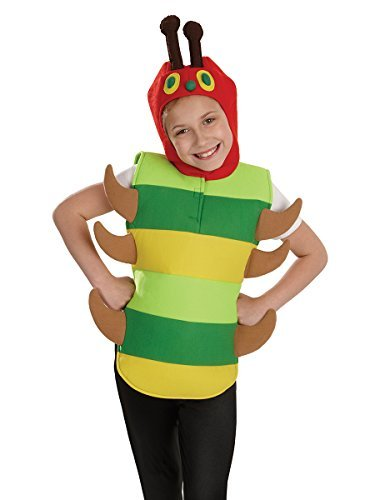 Fun Shack Child Caterpillar Costume - AGE 6 - 8 YRS (M) by Fun Shack -