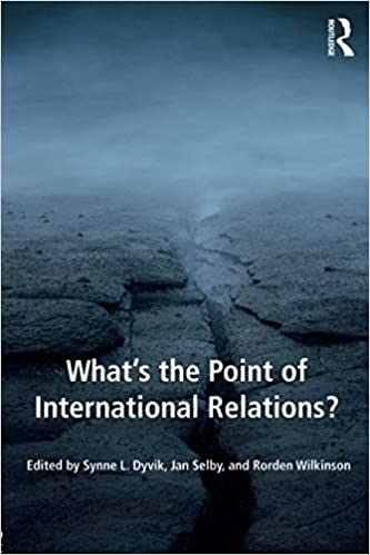 What's the Point of International Relations?: Amazon co uk