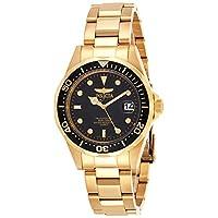 Deals on Invicta Pro Diver 37.5mm Gold Tone Quartz Watch 8936