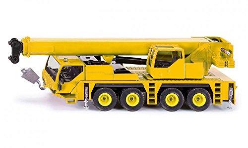 1:55 Siku Fire Engine Crane Truck