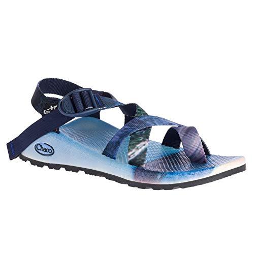 (Chaco Women's Z2 Cloud USA Sport Sandal, Crater Lake Print, 8 M US)