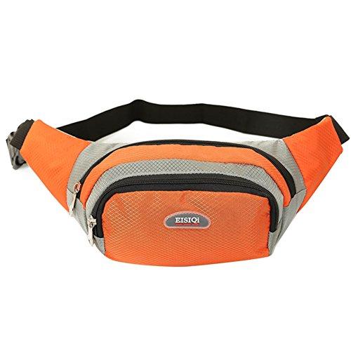 bolsillos de los hombres/Ocio y tiempo libre Deportes montar paquete de pecho/Ejecución del paquete de telefonía/bolso de hombro de múltiples funciones-I D