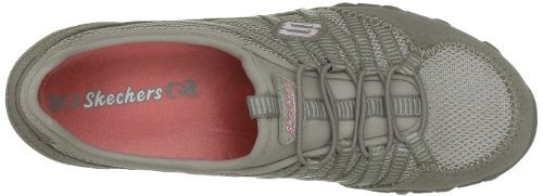 Skechers nbsp;Hot Sneaker Brown 21159 Ticket donna Taupe Bikers UrSwxHqU
