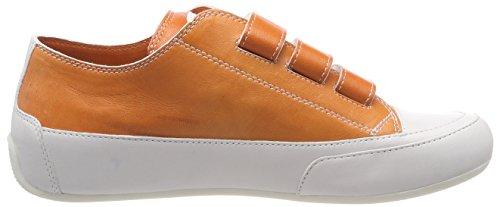 Candice Cooper Damen Gebufferd Nieuwe Sneaker Oranje (oranje)