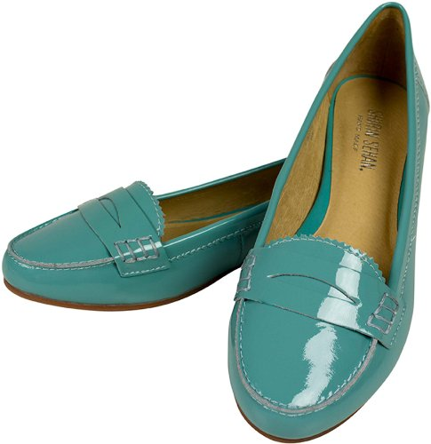 Slipper Loafer Patent Sehan Shirin Blue Carolin w0ZxTEqn