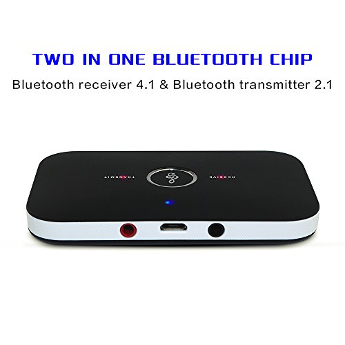 U2C Bluetooth Transmitter Receiver, Multi-functional Bluetooth 2-in-1 Audio