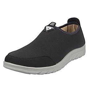 iLoveSIA Men's Comfort Walking Slip-on Casual Loafer