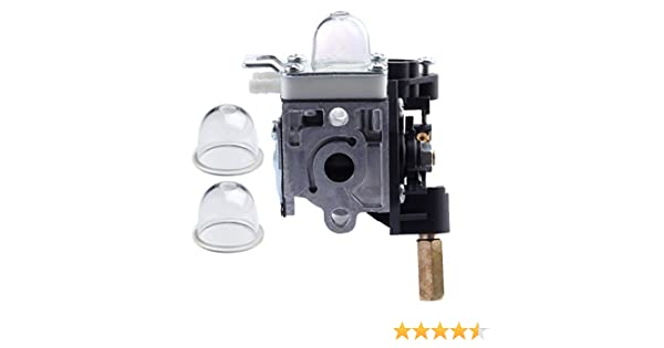 Hipa RB-K112 Carburetor with Air Filter Repower Kit for Echo SRM266 SRM266S SRM266T SRM266U PAS266 PE266 PE266S PPT266 PPT266H SHC266 HCA266 Trimmer Weed Eater