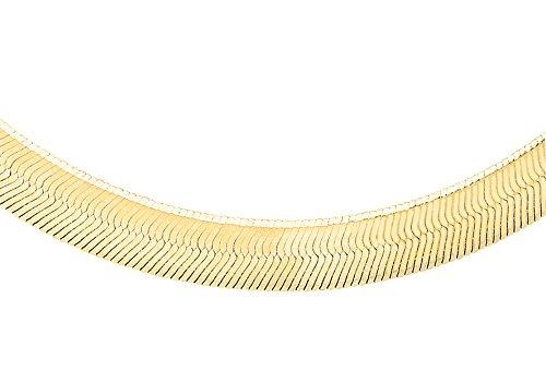 Carissima Gold Collar con Oro Amarillo de 9K para Mujer