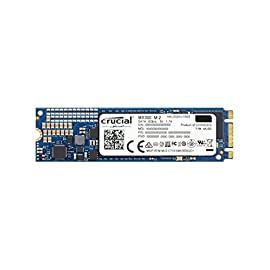 Crucial MX300 275GB 3D NAND SATA M.2 (2280) Internal SSD - CT275MX300SSD4 5 Sequential reads/writes up to 530 / 510 MB/s on all file types Random reads/writes up to 92K / 83K on all file types Over 90x more energy efficient than a typical hard drive
