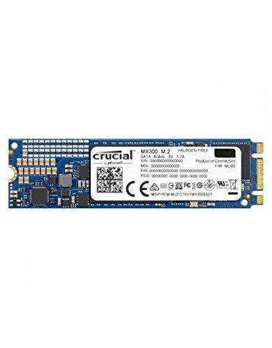 63 opinioni per Crucial MX300 Interno da SSD 1TB M.2 (2280)- CT1050MX300SSD4