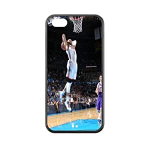Number 0 Russell Westbrook plastic hard case skin cover for iPhone 5s for you AB685463