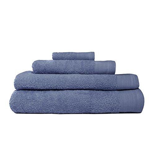 GALERIAS MADRID asciugamano Saira Blu reale, 30x 50
