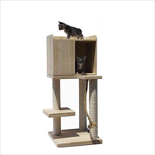 Havanadd-Pet Supplies Muebles de Torre para Gato, una Cuerda ...