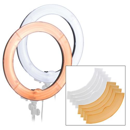 Flashpoint 19'' White and Yellow Color Filter Set for The 19'' by Flashpoint
