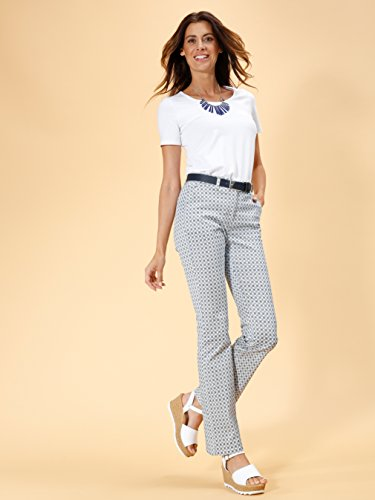 Damen Druckhose Paola straight 20 by Paola