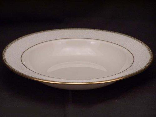 (Lenox Capital Gardens Gold Banded Ivory China Pasta Bowl/Rim)