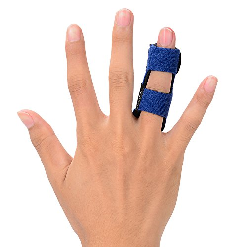 Finger Spint/Mallet Finger Brace by Quanquer