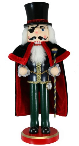 Uncle Drosselmeyer Nutcracker Doll [16304]