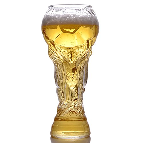 Sornean Creative Beer Mug Unique Design Crystal Cup Boots Design Beer Glass Cocktail Cup Club Stein