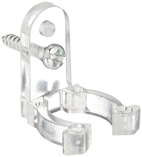 -CLIP-20 Rope Light Mounting Clips, 20 Pack with Screws ()