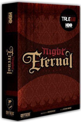 True Blood Eternal Night Card Game
