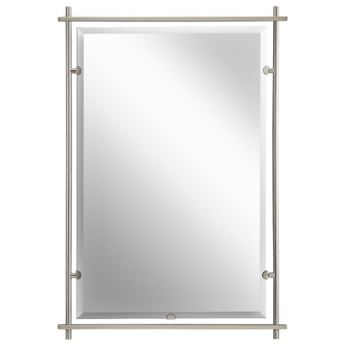 Kichler 41096NI Eileen Mirror in Brushed -