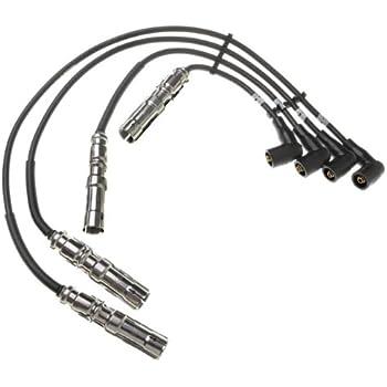 Amazon.com: bang4buck 4 piezas 27588 9 mm Spark Plug Wire ...