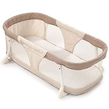 3606005cf Amazon.com   Summer Infant By Your Side Sleeper Portable Bedding ...