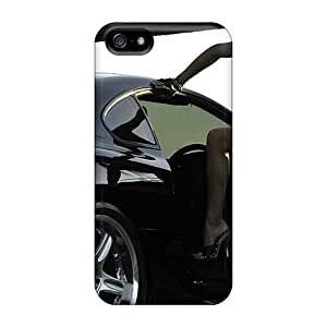 Top Quality Rugged High Heel Blonde Case Cover For Iphone 5/5s