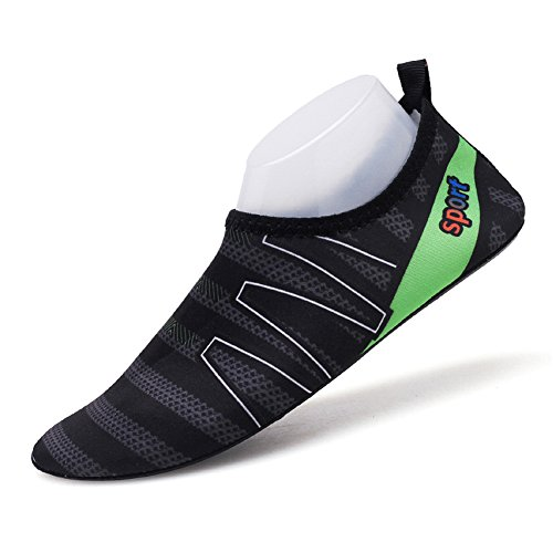Surf Dry Water Men's Women's Sports Quick For Outdoor Yoga Shoes Exercise Socks Aqua Swim Summer Black Barefoot Ensasa 6qznpBF6