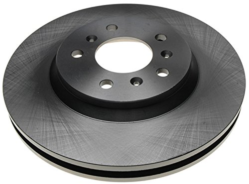 ACDelco 18A2322A Advantage Non-Coated Front Disc Brake Rotor (Buick Front Brake Rotor)