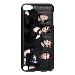 iPod Touch 5 Case Black Die Happy pcka
