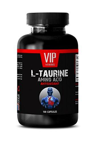L-Taurine - L-TAURINE 500MG - Taurine Metabolic 1 Bottle 100 Capsules