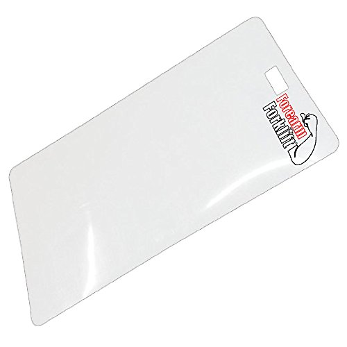 "Forearm Forklift Glydeez | GIANT Hard Plastic Appliance Mat | Perfect for moving furniture and appliances IF YOU'RE BY YOURSELF | 48""x30"""
