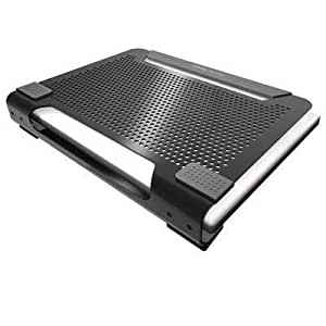 Cooler Master NotePal U1 Laptop Cooling Pad with One Configurable 80mm Fan (R9-NBC-8PAK-GP)