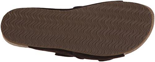 Sandalo Da Uomo Con Cinturino In Pelle Scamosciata Caleb Da Uomo