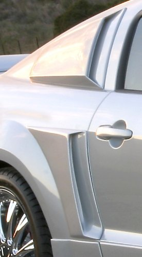 Mustang Xenon Hood Scoop - Xenon 12760 Scoop