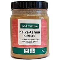 Med Cuisine Halva Spread Tahini - Pasta Vegana
