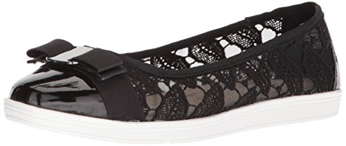 Soft Style by Hush Puppies Women's Fagan Loafer Black Macrame 09.0 N US