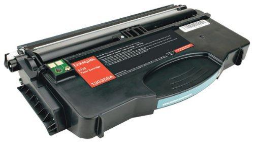 Lexmark 12035SA OEM Toner - E120 Toner (2000 Yield)