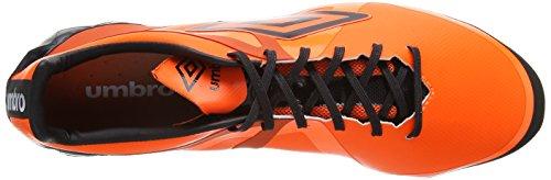 Umbro Velocita Pro Hg - Botas de fútbol de sintético para hombre Naranja - Orange (DK9)